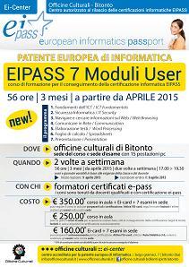 EIPASS 7 moduli 2015