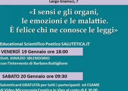 Educational Scientifico e poetico